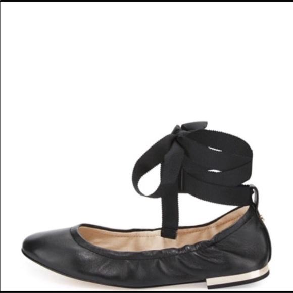eb22bb0e9 Sam Edelman Shoes -  Sam Edelman  Fallon Lace Up Flats